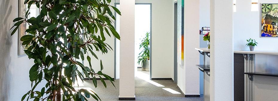Restemeier Büroeingang